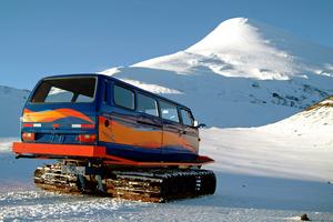 Snowcar Centro de Ski Volcán Osorno photo