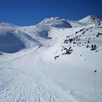 The domain, Nevados de Chillan