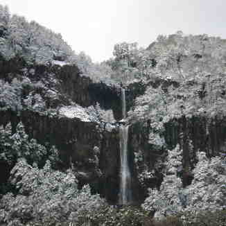 Cascada, las trancas, Chile, Nevados de Chillan