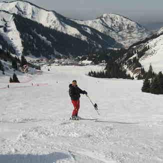 Skiing Kazakhstan, Shymbulak