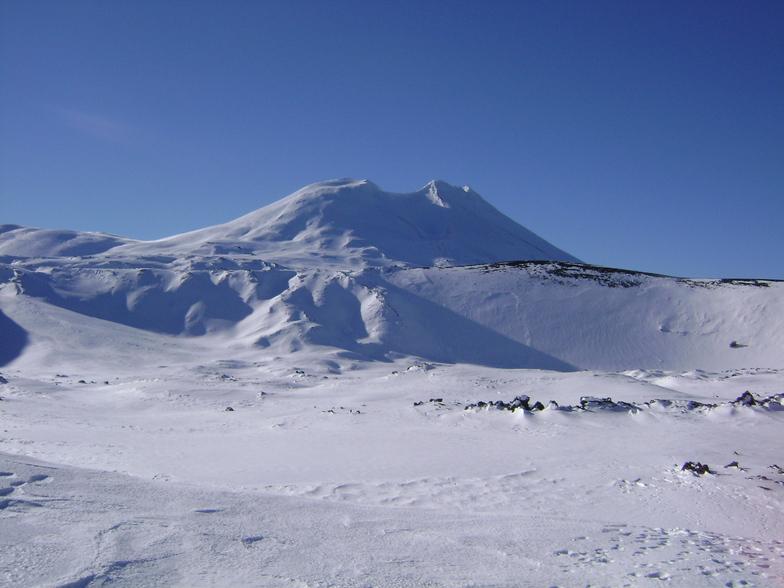 casablanca volcano near antillanca