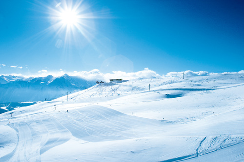 Zell am Ziller Ski Resort by: Sabrina Waldhart