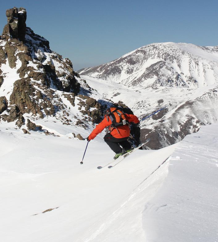 Cerro Catedral 2010