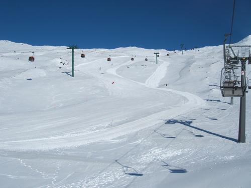 Mount Etna Nicolosi Ski Resort by: massimo