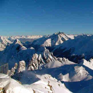 Over the Tirol, St. Anton