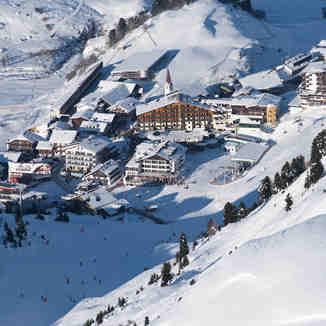 Obergurgl and the hotel Edelweiss & Gurgl