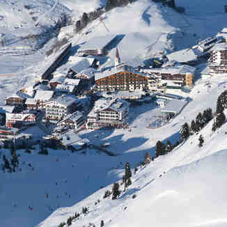 Obergurgl and the hotel Edelweiss & Gurgl