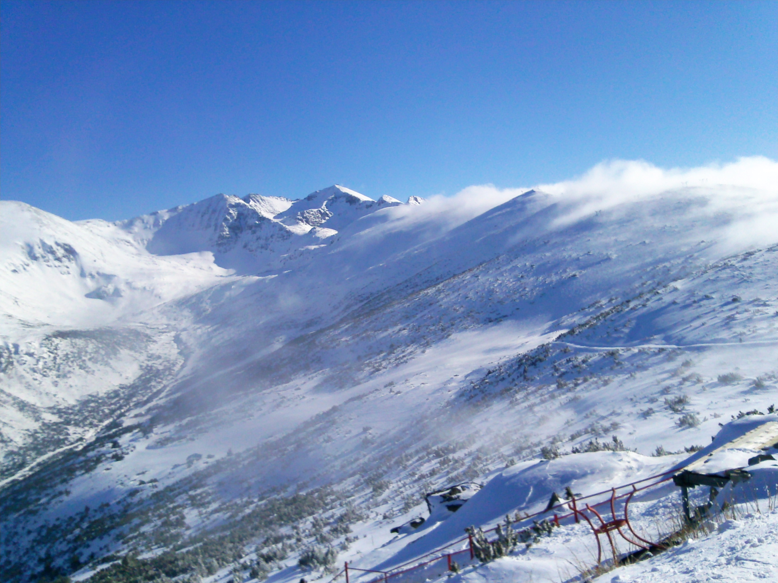 Musala peak & Markudjik area, Borovets