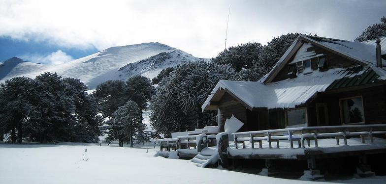 Corralco Lodge, Corralco (Lonquimay)