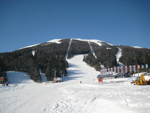 Bottom, called Babin Do, Bjelašnica photo