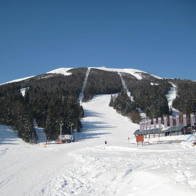 Bottom, called Babin Do, Bjelašnica