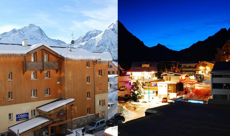 nit i dia, Les Deux Alpes