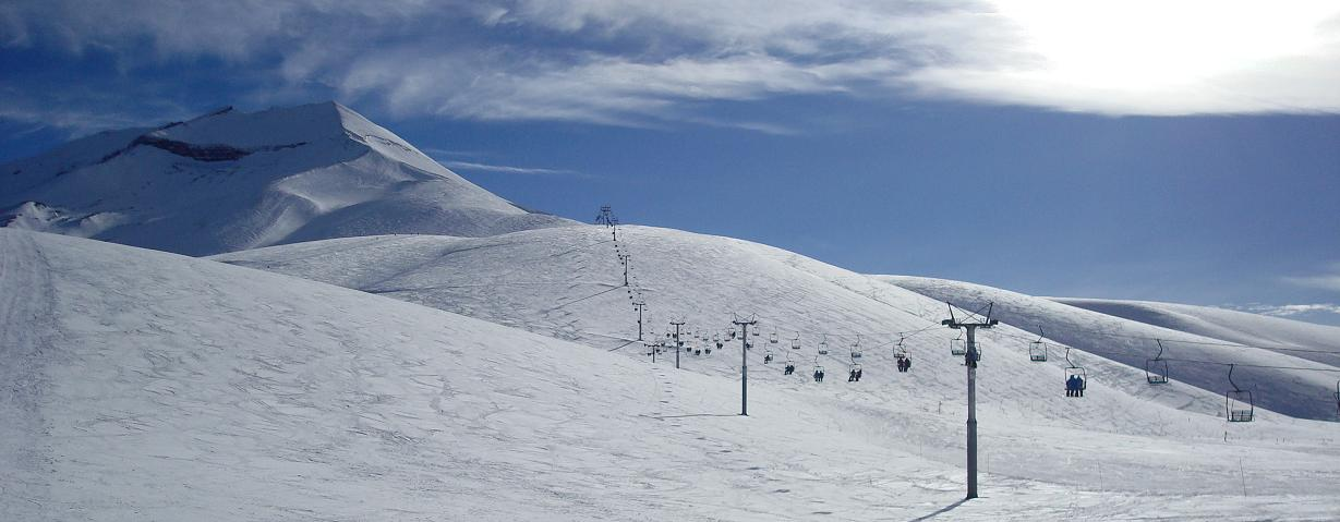 Chailift, Corralco (Lonquimay)