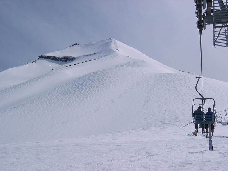 Chairlift, Corralco (Lonquimay)
