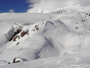 Elbrus offpiste, Mount Elbrus photo
