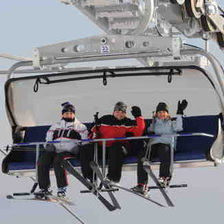6chairlift, Martinky