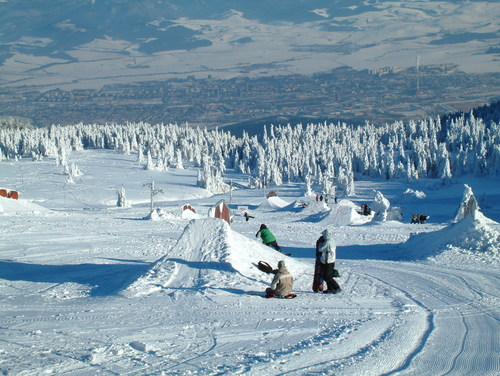 Martinky Ski Resort by: Juraj Balucha
