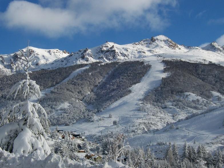 Cerro Catedral 2007