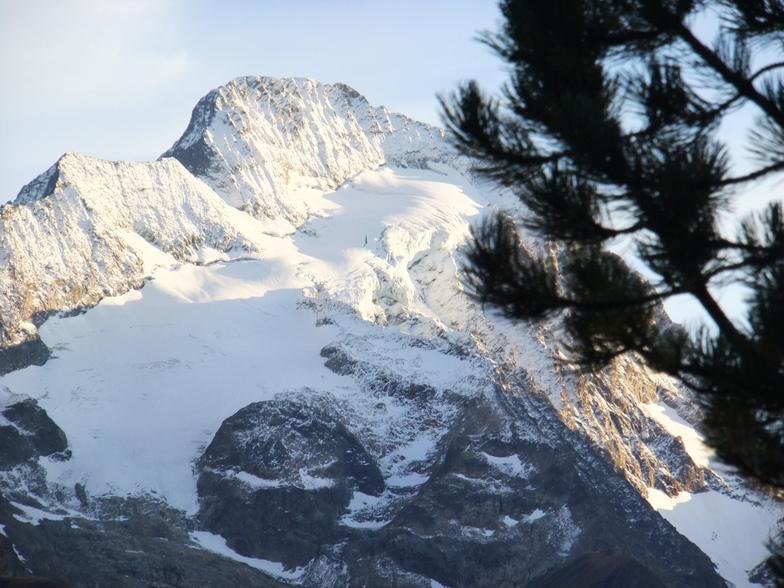 Muzelle, Les Deux Alpes