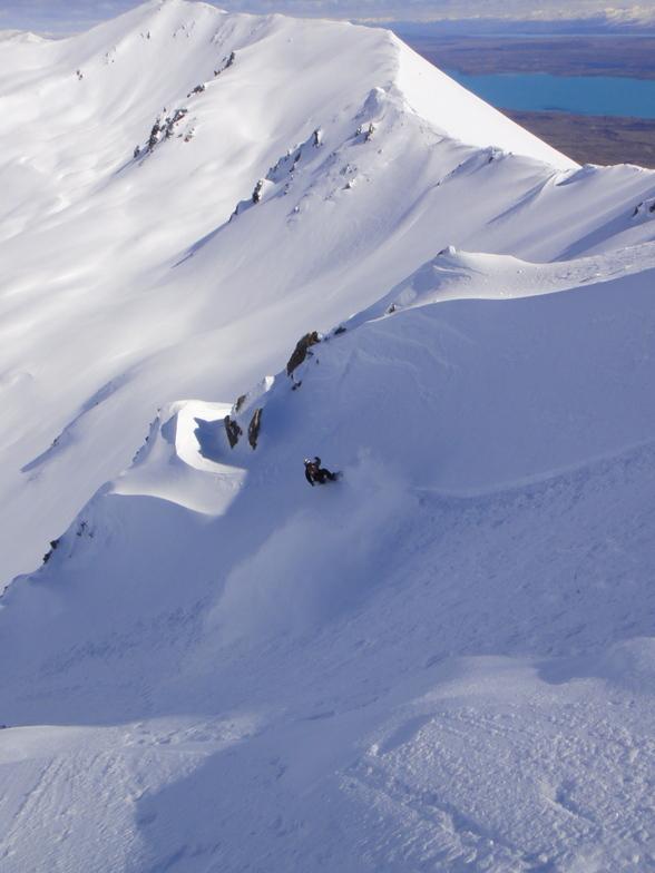 Roundhill snow
