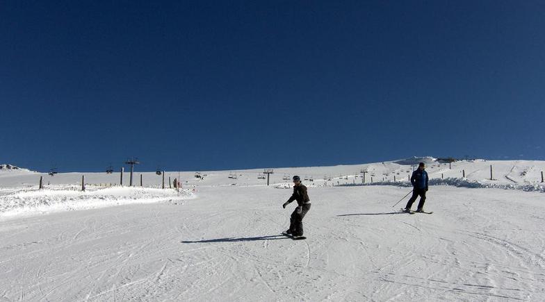 Sierra de Béjar, Sierra de Béjar - La Covatilla