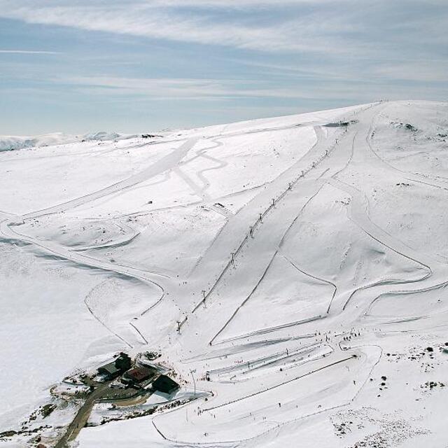 Sierra de Béjar 2, Sierra de Béjar - La Covatilla