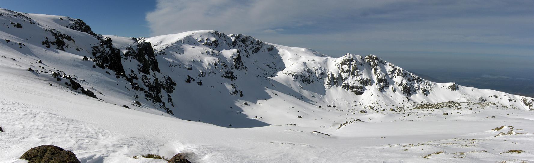 Sierra de Béjar 3, Sierra de Béjar - La Covatilla