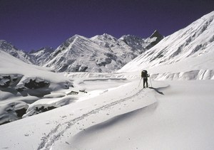 Zanskar, India, Padum (Zanskar Ski Scool) photo