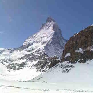 Matterhorn view, Zermatt