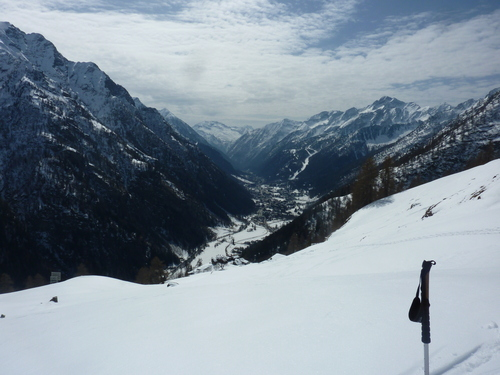 Gressoney-Saint-Jean Ski Resort by: Albergo Alpenrose - Gressoney Saint Jean