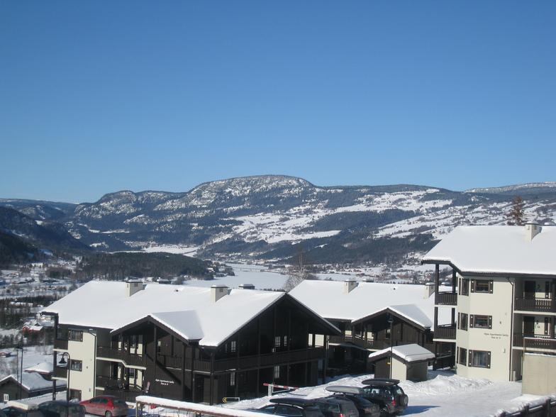 Alpine Apartments Sorlia in Hafjell