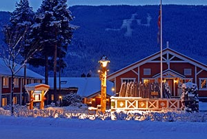 Christmas Holiday, Hafjell