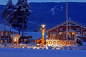 Christmas Holiday, Hafjell photo