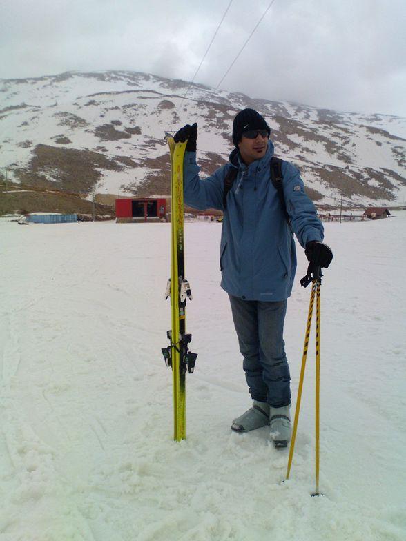 poolad kaf, Pooladkaf Ski Resort