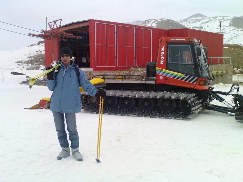 ski yard, Pooladkaf Ski Resort