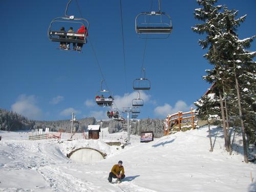 Kubinska Hola Ski Resort by: Vladimir