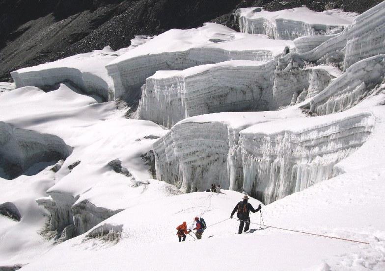 Amphu Laptsa Pass, Nepal, Mount Everest