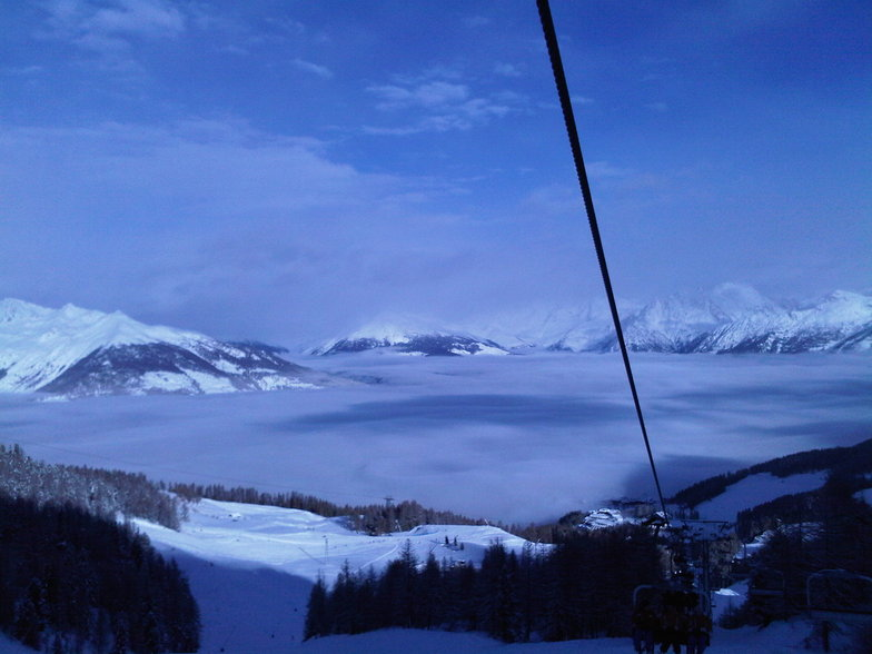 Another Fine day in Pila