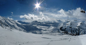 Les Arcs-La Plagne photo