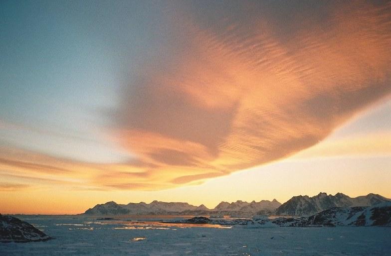 Kungmiut snow
