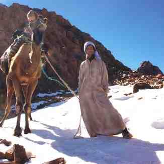 Jabal Katherina (Egypt)