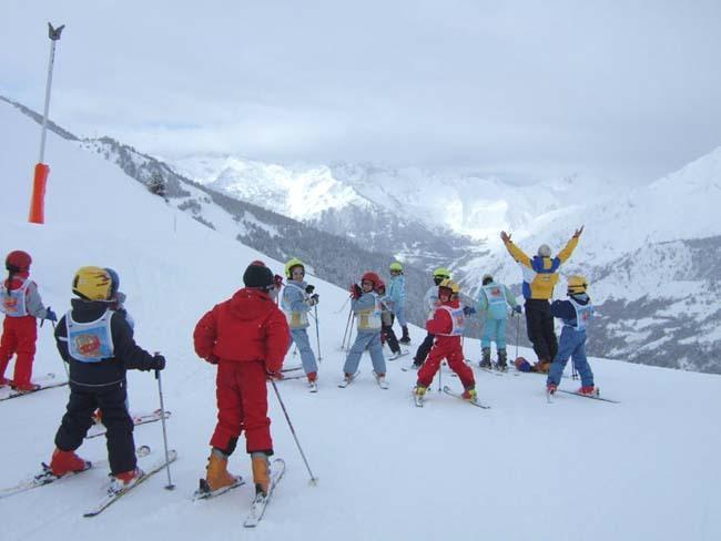 Ski School, Grand Tourmalet-Bareges/La Mongie