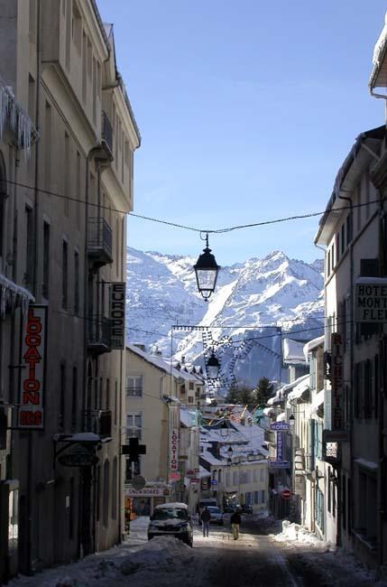 Bareges village, Grand Tourmalet-Bareges/La Mongie