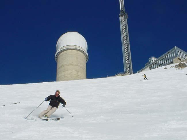 Pic du Midi du Bigorre 2877m, Grand Tourmalet-Bareges/La Mongie
