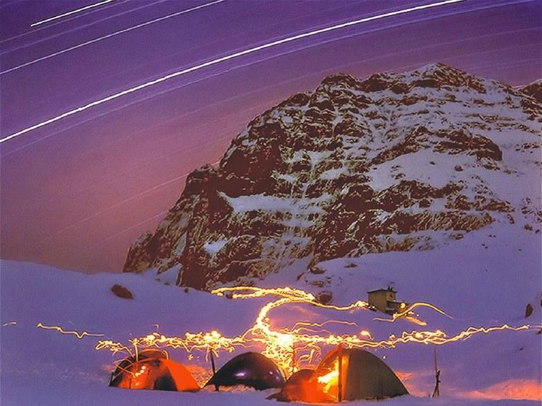Kalavryta Ski Resort snow