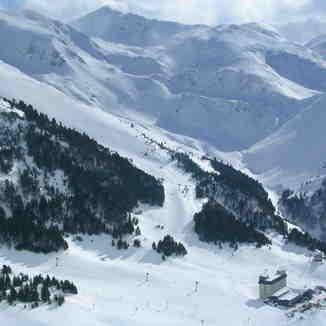 ski center, Brezovica