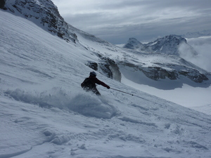 Zermatt to Cervinia photo