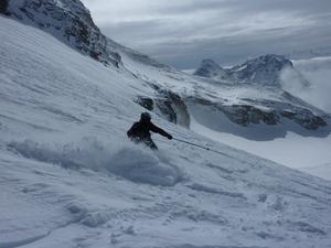 Zermatt to Cervinia photo