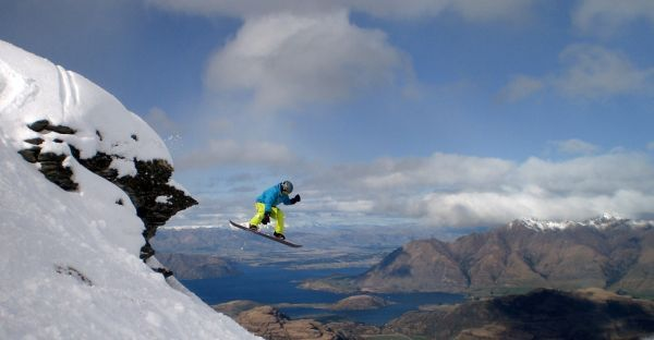 NZ, Treble Cone