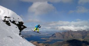 NZ, Treble Cone photo
